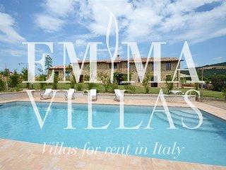 Bright Villa with Internet Access and A/C - Pornello vacation rentals