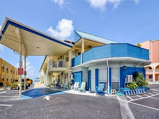 Sea Rocket #2- Upgraded and Updated, Ground Floor Condo Right on the Beach! - North Redington Beach vacation rentals