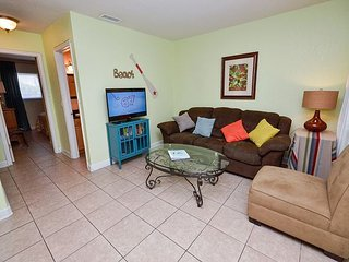 Parkside 9 - Updated St Pete Beach Condo with Pool - Quick Walk to the Gulf! - Saint Pete Beach vacation rentals