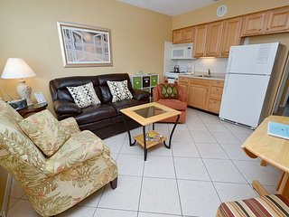 Tropic Breezes #14- Second Floor, Gulf View Condo with Pool and BBQ Area! - Madeira Beach vacation rentals