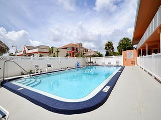 Tropic Breezes #10 - Gulf View 2nd Floor, One Bedroom Condo with a Pool! - Madeira Beach vacation rentals