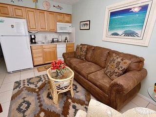 Tropic Breezes #11 - 2nd Floor Bright and Beachy Gulf View Condo with a Pool! - Madeira Beach vacation rentals