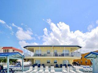 Sea Rocket #10 -  Beach Front Building, Ground Floor Condo with Gulf View! - North Redington Beach vacation rentals
