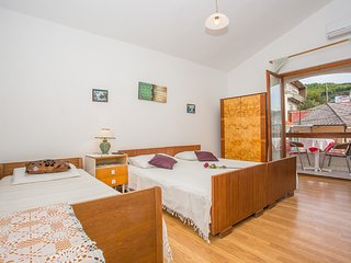TH03418 Apartments Nevenka / Studio A3 - Krilo Jesenice vacation rentals