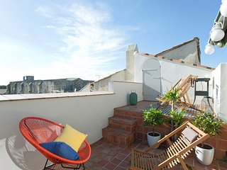 Penthouse with  Breathtaking View Terrace - Arles vacation rentals