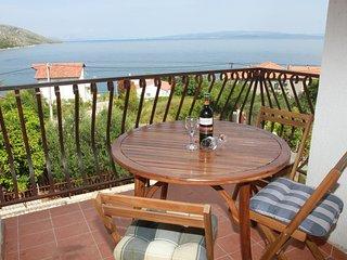 TH01887 Apartments Sanader / One bedroom A1 - Okrug Gornji vacation rentals