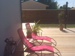 Nice Condo with Internet Access and Shared Outdoor Pool - Marcheprime vacation rentals