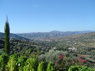 Costa del Sol  Holiday accommodation for 2 adults - Alcaucin vacation rentals