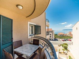 TH03486 Apartments Villa Tučepi / Two Bedroom A8 - Tucepi vacation rentals