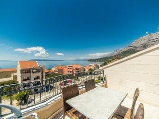 TH03486 Apartments Villa Tučepi / Two Bedroom A10 - Tucepi vacation rentals