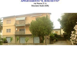 Cozy 3 bedroom Condo in Sticciano Scalo - Sticciano Scalo vacation rentals