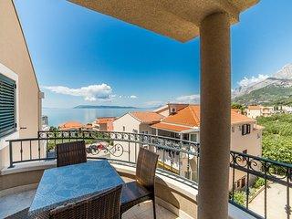 TH03486 Apartments Villa Tučepi / Two Bedroom A16 - Tucepi vacation rentals