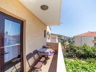 TH01964 Apartments Dragica / One bedroom A1 - Okrug Gornji vacation rentals