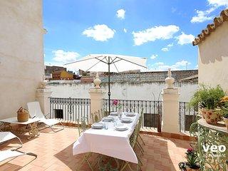 Quintana Terrace. 5 bedrooms, 3 bathrooms, terrace - Seville vacation rentals