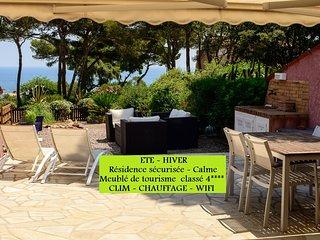 BASTIDON VUE MER 75m2 Classé 4 étoiles - Antheor vacation rentals