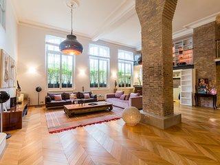 Loft/Apt, 3BD/3BA in the Latin Quarter - Paris vacation rentals