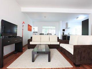 Warmly decorated 2 br apartment in Condesa - Mexico City vacation rentals