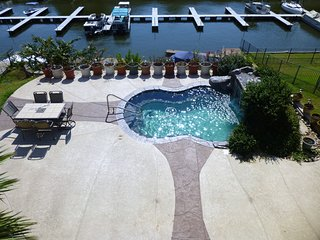 Lake Conroe- Lakefront with Pool and Boat Access - Willis vacation rentals