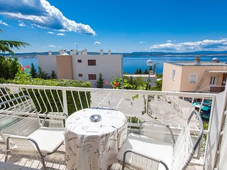 TH00393 House Bujan / One bedroom sea view A1 - Crikvenica vacation rentals