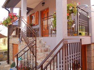 TH00308 Apartments Sveti Leonard / One bedroom A2 - Oprtalj vacation rentals