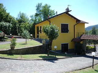 "CASA VACANZE ""IL VIGNETO""... a lovely indipendent house 30 minutes from 5 Terre - Sesta Godano vacation rentals"