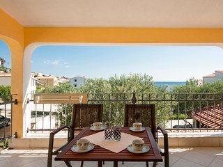 TH01609 Apartments Movar / One bedroom A2 - Cove Stivasnica (Razanj) vacation rentals