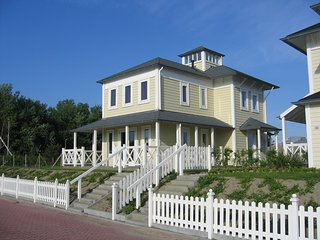 Modern Design Villa for 6p next to yachting club - Hellevoetsluis vacation rentals