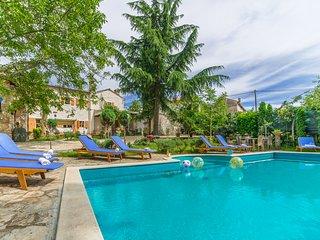 Perfect 4 bedroom Villa in Zminj - Zminj vacation rentals