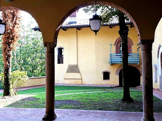 Renovated apartment in an ancient castle (1200) - Varese vacation rentals