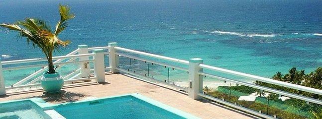 Villa Paradiso 5 Bedroom SPECIAL OFFER - Oyster Pond vacation rentals