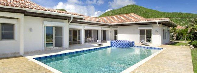 Villa Saturn 5 Bedroom SPECIAL OFFER - Image 1 - Guana Bay - rentals