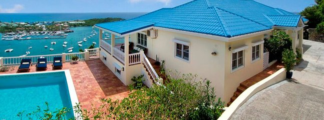 Villa Majestic View 5 Bedroom SPECIAL OFFER Villa Majestic View 5 Bedroom SPECIAL OFFER - Image 1 - Oyster Pond - rentals