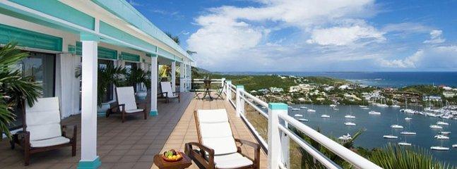 Villa Paradiso 4 Bedroom SPECIAL OFFER Villa Paradiso 4 Bedroom SPECIAL OFFER - Image 1 - Oyster Pond - rentals