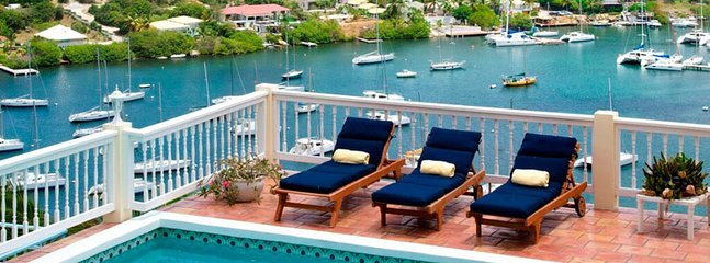 Villa Majestic View 2 Bedroom SPECIAL OFFER Villa Majestic View 2 Bedroom SPECIAL OFFER - Image 1 - Oyster Pond - rentals