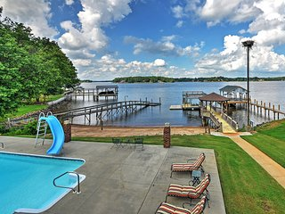Stunning 2BR Lake Norman Duplex w/Pool, Gazebo & Breathtaking Views - Just Steps from the Lake! - Denver vacation rentals