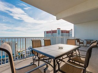 {FREE ACTIVITIES} Spring savings w/ Gulf front views on PCB! - Panama City Beach vacation rentals