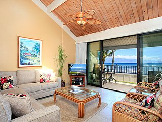 Unit 33 Ocean Front Prime Deluxe 2 Bedroom Condo - Lahaina vacation rentals