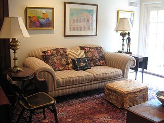 Georgetown Pied-a-Terre: East Village, garage, patio, 2BR 1.5BA - Rosslyn vacation rentals