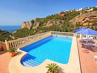 5 bedroom Villa in Moraira, Costa Blanca, Spain : ref 2098860 - Benitachell vacation rentals
