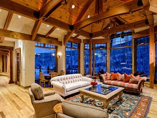 Alpine 4-acre Estate - Snowmass Village vacation rentals