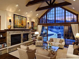 Perfect 6 bedroom House in Snowmass Village - Snowmass Village vacation rentals
