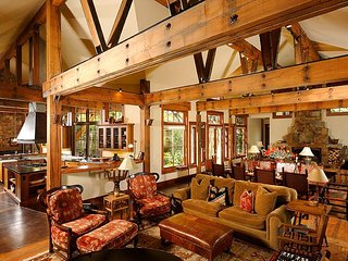 Gorgeous 6 bedroom House in Snowmass Village - Snowmass Village vacation rentals