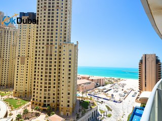 2 bedroom Apartment with Internet Access in Dubai Marina - Dubai Marina vacation rentals