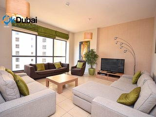 Nice 3 bedroom Condo in Jumeirah Lake Towers - Jumeirah Lake Towers vacation rentals