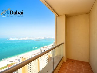 Comfortable 2 bedroom Jumeirah Lake Towers Apartment with Internet Access - Jumeirah Lake Towers vacation rentals