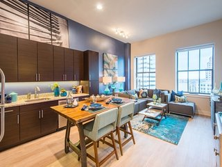 Furnished 1-Bedroom Apartment at Light St & E Baltimore St Baltimore - Baltimore vacation rentals