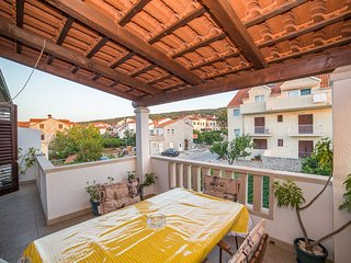 TH01901 Apartment Domina / Two bedrooms A5 - Supetar vacation rentals
