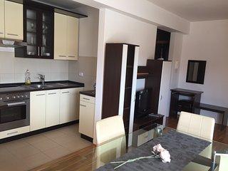 TH01929 Apartments Villa Plaža / S5 Two bedrooms B2 - Okrug Gornji vacation rentals
