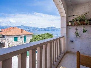TH01512 Apartments Banić / One Bedroom A2 - Postira vacation rentals