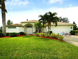Vacation Villa Sunglow in SW Cape Coral Florida - Cape Coral vacation rentals